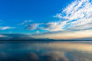Chiemsee blues by Akxiv