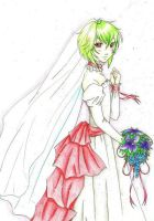 My wedding day by sabrian