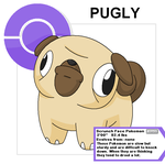Pugly by Cerulebell