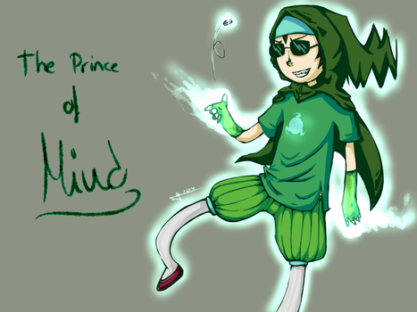 The Prince of Mind by KatiaQuartz