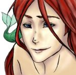 Male!Ariel by Atomic-pizza