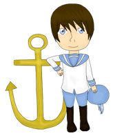 Contest - Chibi Rhody by Reaper-Lawliet