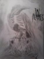 In Flames by AfflictionArt