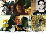 Icons- Oliver Queen by NocturnalButterfly