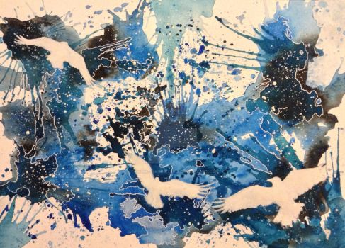 Abstracted #2 by Taylor--Dannielle19