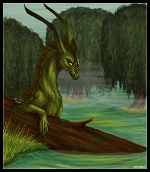 Welcome to SWAMP by gaikotsu91