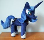 Small Princess Luna Plush by PlushieScraleos
