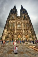 Cologne Cathedral by myINQI