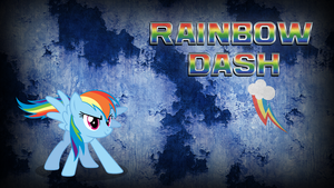 Dashie Wallpaper by Moonbrony
