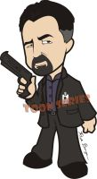 David Rossi - Criminal Minds by toonseries