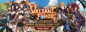 Hero Design Contest - VF by XIIBraves