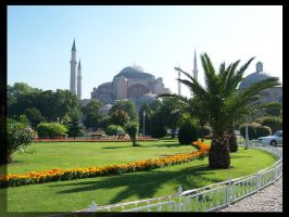 Mosque 1 - Istanbul by eduardschulze