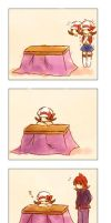 Kotatsu or Ditto? by Sin-D-Hellian