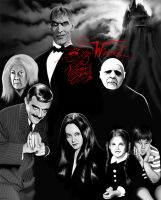 Meet The Addams by soulwicked