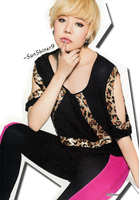 Sunny Girls' Generation SONE Note PNG by SunShiner9