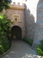 Castle Side Entrance by HKstock