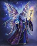 Eulool Fairy Wizard by Imperess