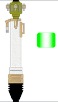 Sonic screwdriver Lightsaber 2 by JediArtisan