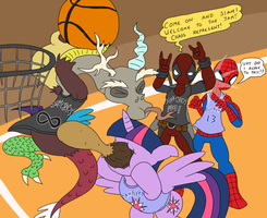 Team Crazy: Ya'll Ready for This? by MrSpartin