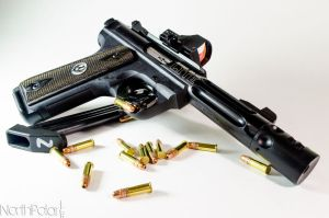 Ruger 22/45 Lite by AKNorthPolar