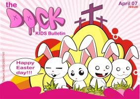 happy easter day by tora28142