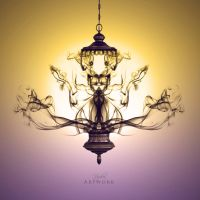 Chandelier by HYDRA-Artwork