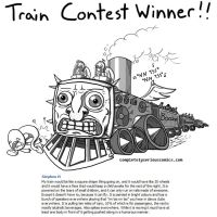 Train Contest Winner by SlamBradley