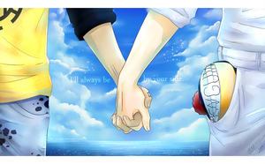 By Your Side by The-Ly