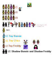 Five Night's At Freddy's. by ElectricStaticGamer
