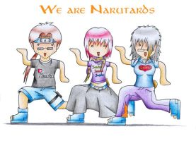 Narutards by Arenoth