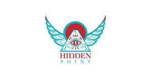 Hidden Point Logo by spookyspittle