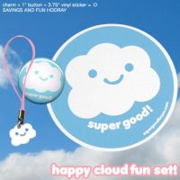 happy cloud fun set by ilovegravy