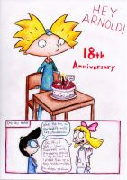 HA! 18th Anniversary by Kuryel