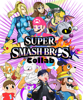 Hourglass-of-Youth Super Smash Bros Collab by TurtwigChampion