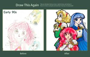 Draw this again contest entry by CL-Pinkskull
