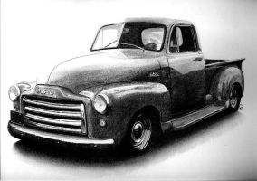 GMC Truck by baron24