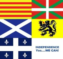 Independence Yes... We Can! by 3D4D