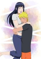 NaruHina-moment by RamonaChan