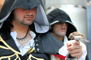 Anime Expo 2011: Assassin's Creed by OrangeWolfenNetwork