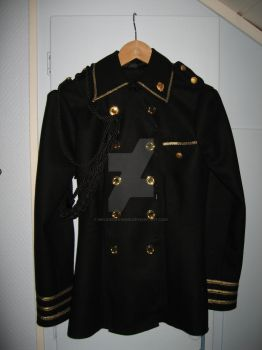 Military jacket by MeLikeDragons