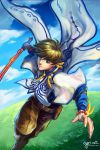 Sorey, Tales of Zestiria Commission by cypritree