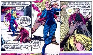 Black Canary kidnapped 1 by detectivesambaphile