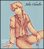 Julius... Again. by gucci84