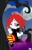 Ruby on swing_Playtoon entry 3 by Freaky--Panda