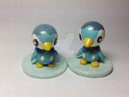 Piplup by TwinProductions
