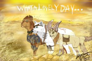 What a Lovely Day by Zuraxstrider