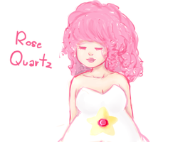 Rose Quartz by XDcaroline