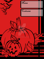 Costume Application - Horror by Tiyuh
