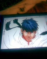 Cintiq In Action by Robaato
