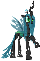 Queen Chrysalis by jessicat0